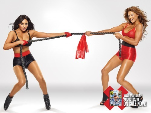 Layla (WWE) fond d'écran containing a maillot de bain entitled Layla El