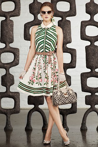 Louis Vuitton Resort 2011 Womenswear