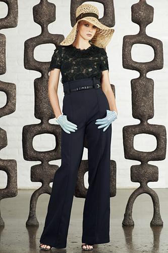 Louis Vuitton Resort 2011 Womenswear