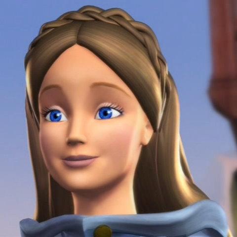 প্রণয় Hurts/She's Not the Princess Characters