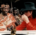 MJ Africa - michael-jackson photo