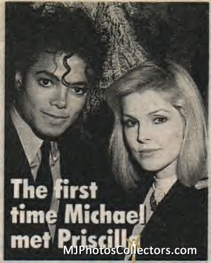 MJ and Priscilla