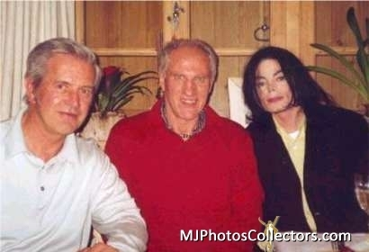 MJ in Austria...so RARE