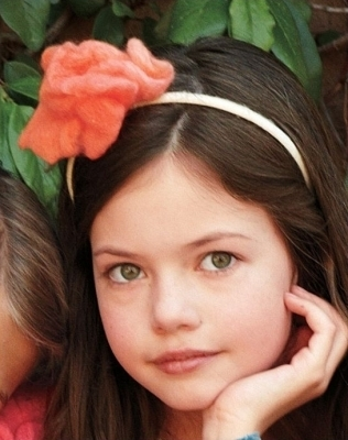 Mackenzie Foy - Photoshoot