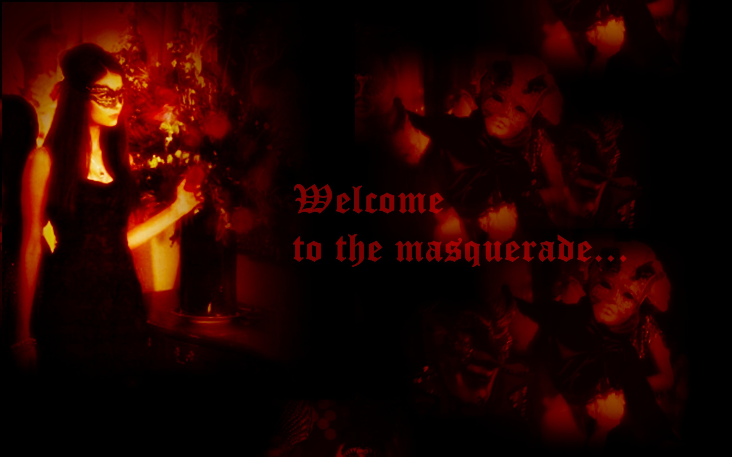The Vampire Diaries images Masquerade HD wallpaper and background photos