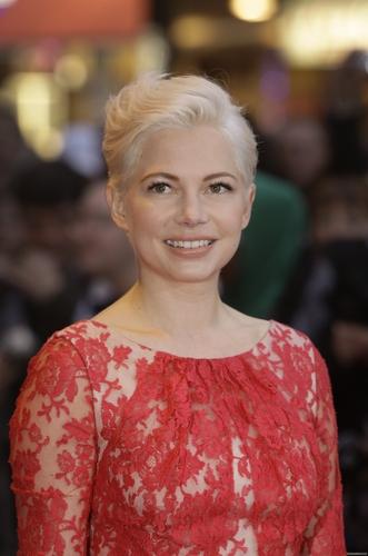Michelle @ Londres Film Festival - Blue Valentine Premiere