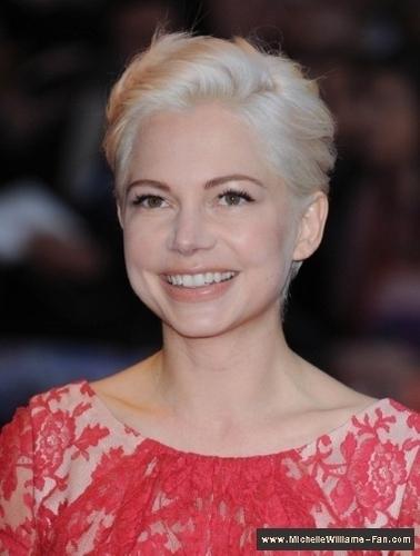Michelle @ London Film Festival - Blue Valentine Premiere
