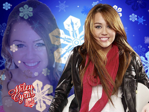 Miley World (New Series) wallpaper 4 as a part of 100 days of hannah oleh dj!!!!!!!!!