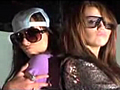 Miley and Mandy! ;)