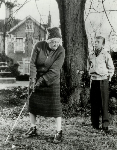 Miss Marple And Alexander Eastley