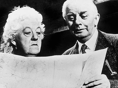Miss Marple And Mr. Stringer