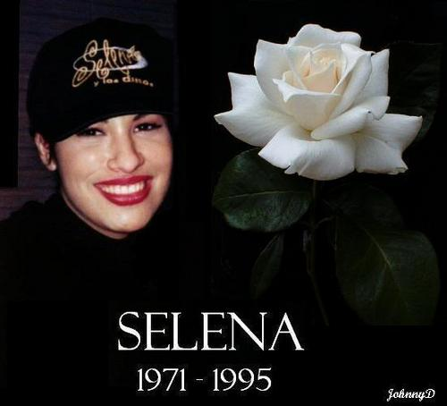 Selena Quintanilla-Pérez wallpaper probably with a hippeastrum and a camellia called Missing u Selena!!!!