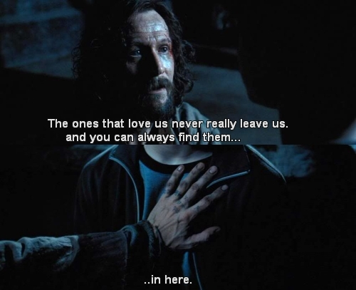 Quote of the day (Sirius Black) HP-3 by Always-Potter on ...