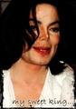 My Sweet king..  - michael-jackson photo