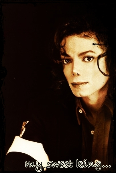 My Sweet king..
