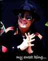 My Sweet king..  - michael-jackson photo