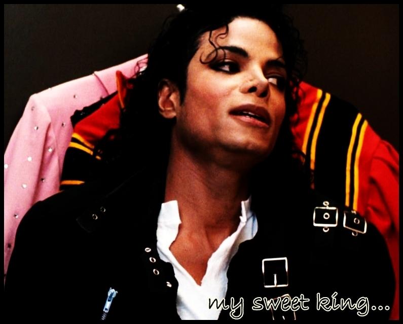 My sweet King......
