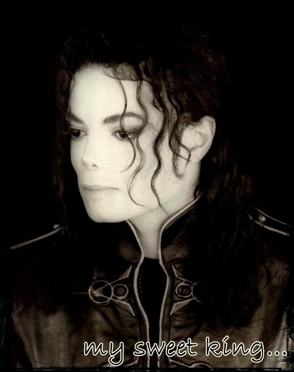 My sweet King...