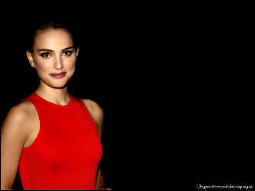 Natalie Portman wallpaper possibly containing a leotard and tights titled Natalie Portman