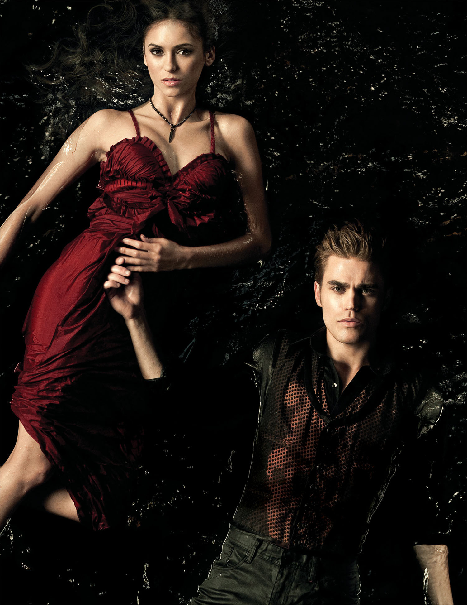 New Textless Promotional Poster - the-vampire-diaries-tv-show photo