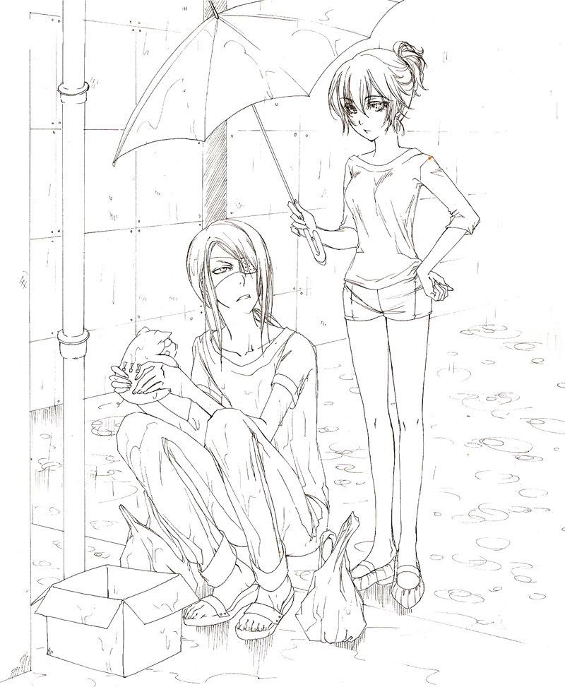Bleach Neliel Drawing Bleach Anime Nnoitra Neliel
