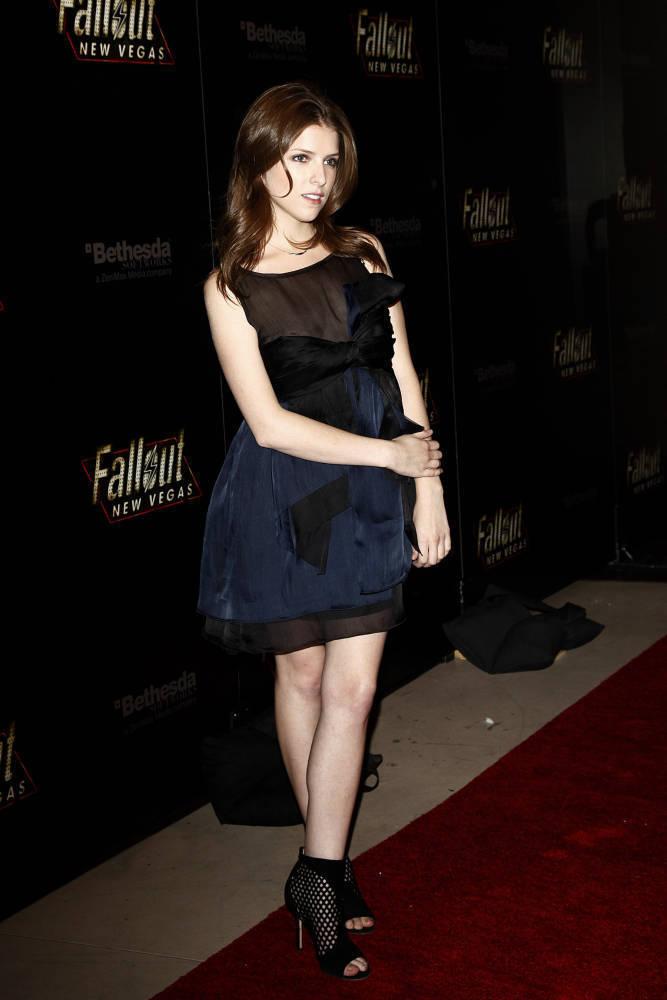 Celebrities Nude: Anna Kendrick Nip Slip in Fallout: New