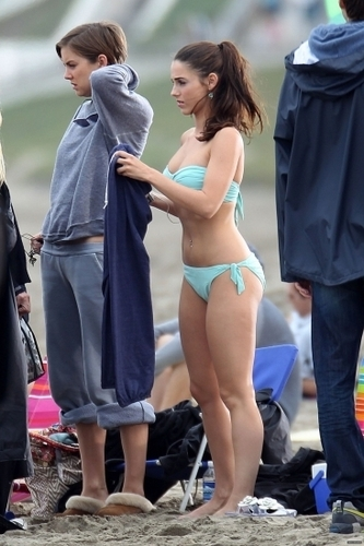 On The Set of 90210 Season 3 > October 15th, 2010