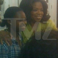Oprah Visits Jackson Family Home - michael-jackson photo