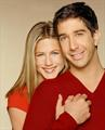 Rachel Green and Ross Geller [HQ]