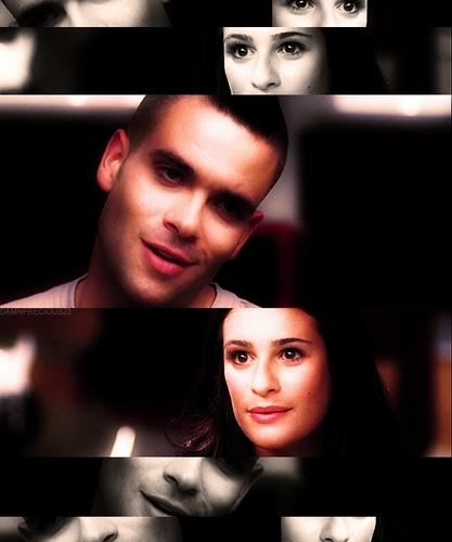 Rachel & Puck.