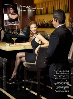 Anna Torv fond d'écran containing a brasserie called Redbook March