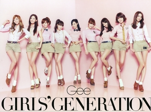 SNSD Gee - girls-generation-snsd Photo