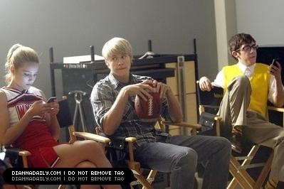 Sam and Quinn/Chord and Dianna