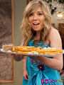 Sam with fish sticks - samantha-puckett photo