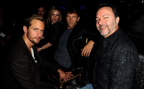 Scream Awards - The Cast Backstage