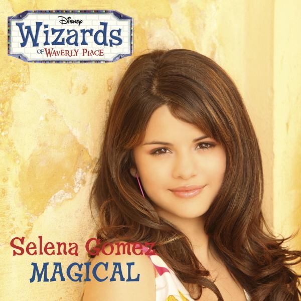 Selena Gomez Magic Cover
