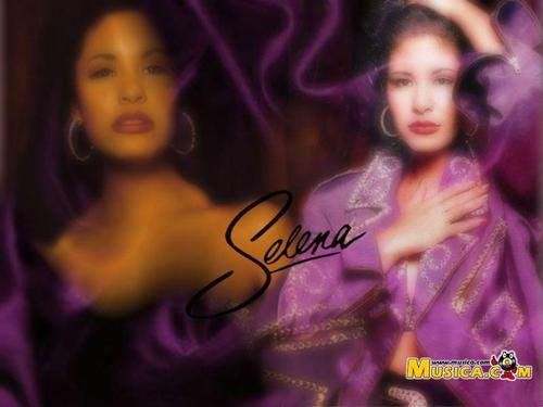 Selena Quintanilla-Pérez wallpaper containing a portrait entitled Selena por siempre!!