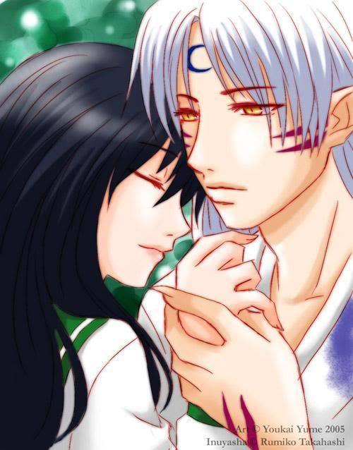 The killing profession sesshomaru and kagome
