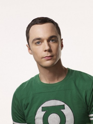 Sheldon Cooper wallpaper containing a jersey entitled Sheldon Cooper