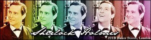 Sherlock Holmes is amor
