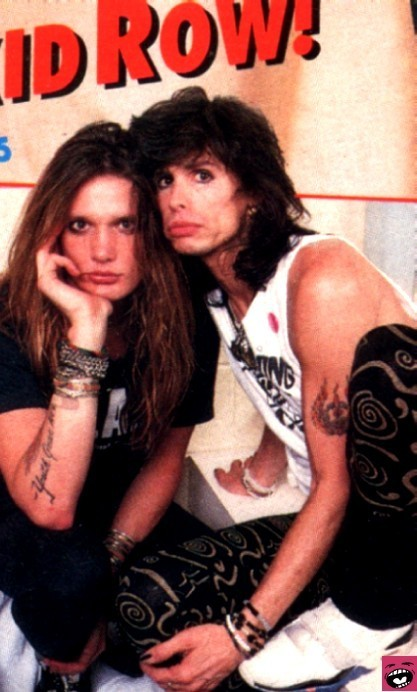 Skid Row - Skid Row Photo (16392215) - Fanpop fanclubs