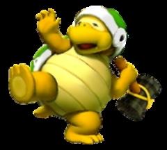 Sledge Bro - Super Mario Wiki, the Mario encyclopedia