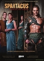 Spartacus: Gods of the Arena - Promotional Poster