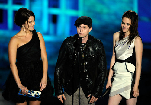 "Spike TV's ""Scream Awards"" - On stage"