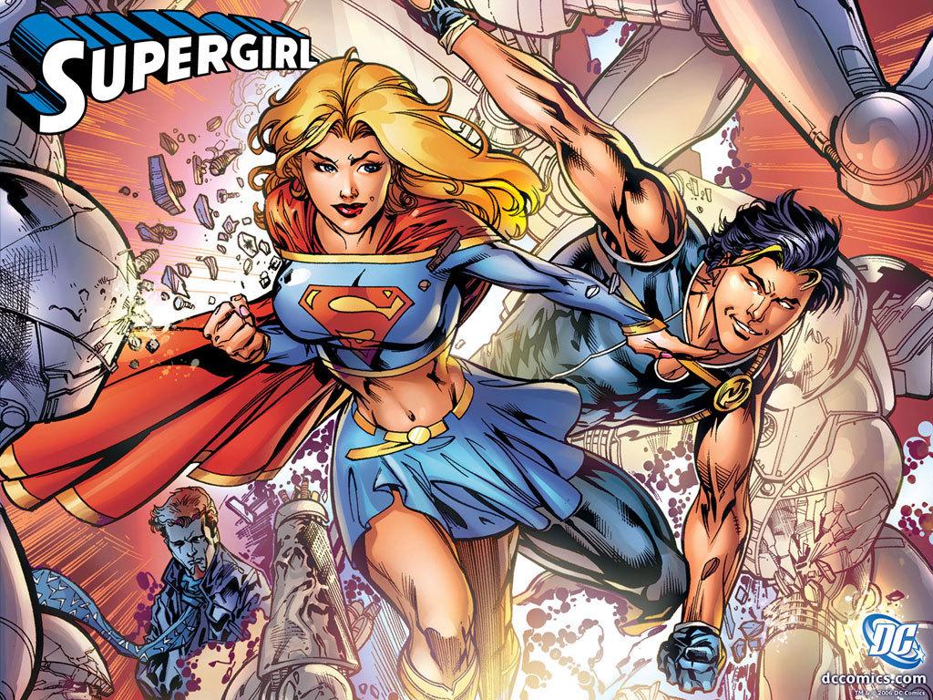 supergirl drawings comic - photo #34