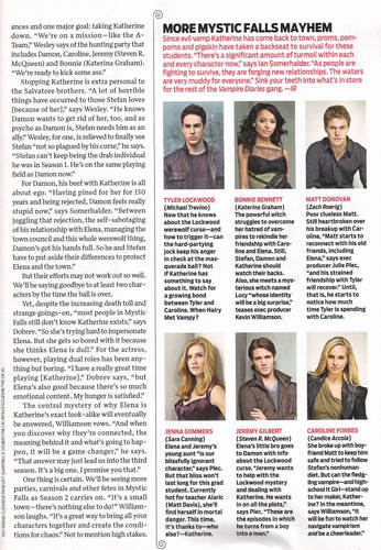 TVGuide Magazine Scans (25.10.2010.)