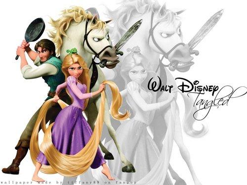 Rapunzel - L'intreccio della torre ~ Rapunzel