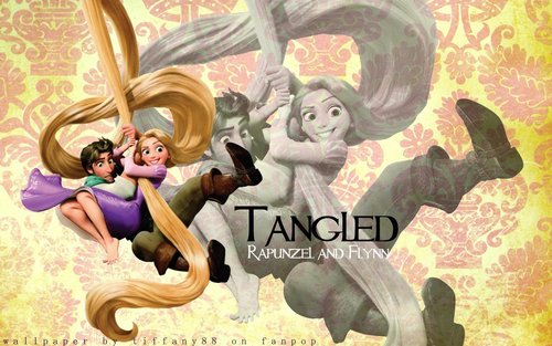 ট্যাঙ্গেল্ড ~ Rapunzel