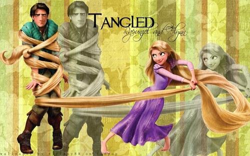 टैंगल्ड ~ Rapunzel