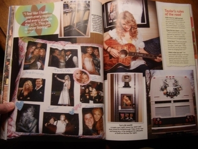 Taylor Swift: Inside My World (October 2010)